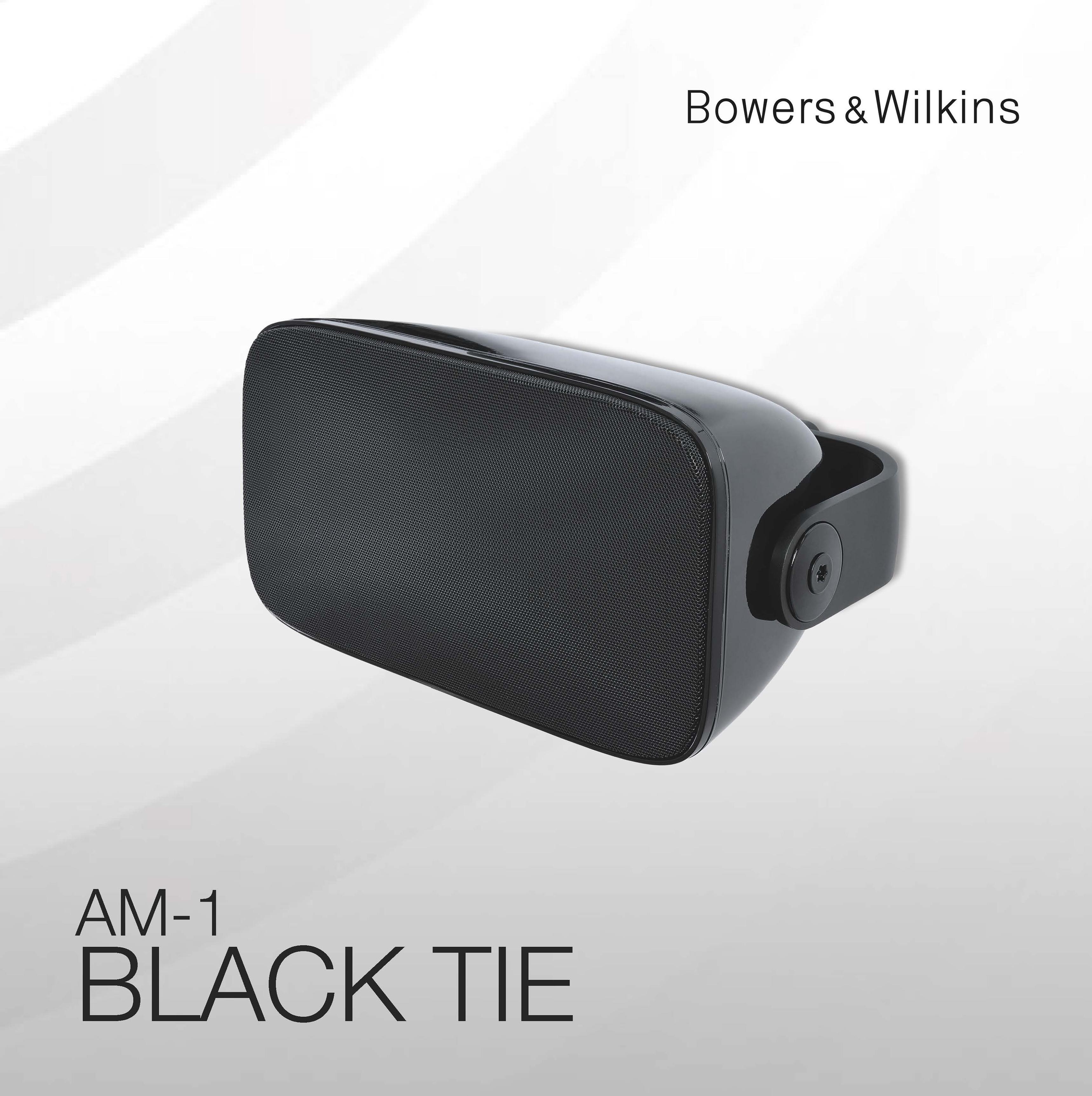 Bowers & Wilkins speaker design